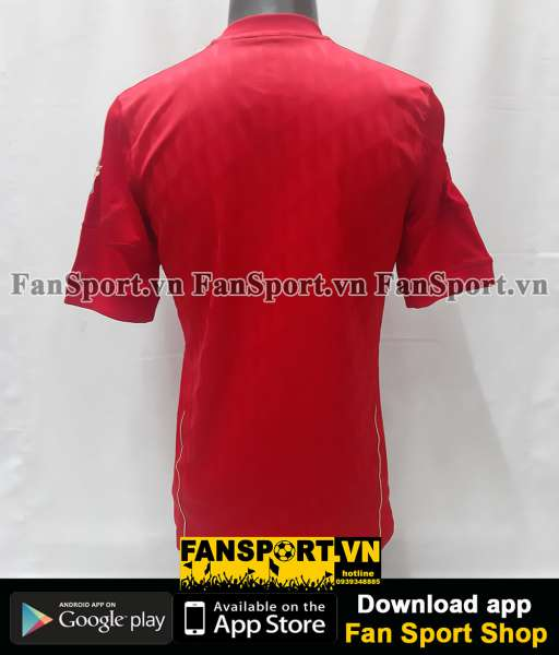 Áo đấu Liverpool FA Cup Final 2012 home shirt jersey red 2010 2011