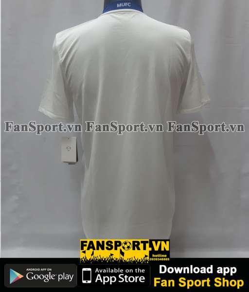 Áo đấu Manchester United 2008-2009-2010 away shirt jersey white BNWT