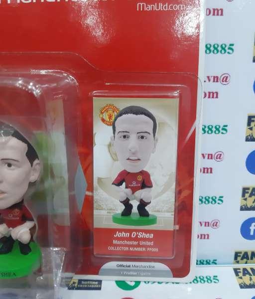 Tượng O'Shea Manchester United 2002 2003 2004 home Fan Favorite BNIB