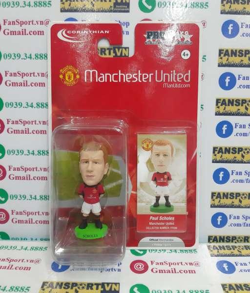 Tượng Scholes Manchester United 2002 2003 2004 home Fan Favorite BNIB