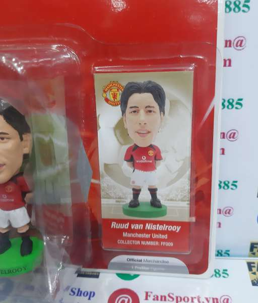 Tượng Nistelrooy Manchester United 2002 2003 2004 home Fan Favorite