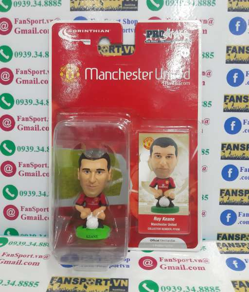 Tượng Roy Keane Manchester United 2002 2003 2004 home Fan Favorite