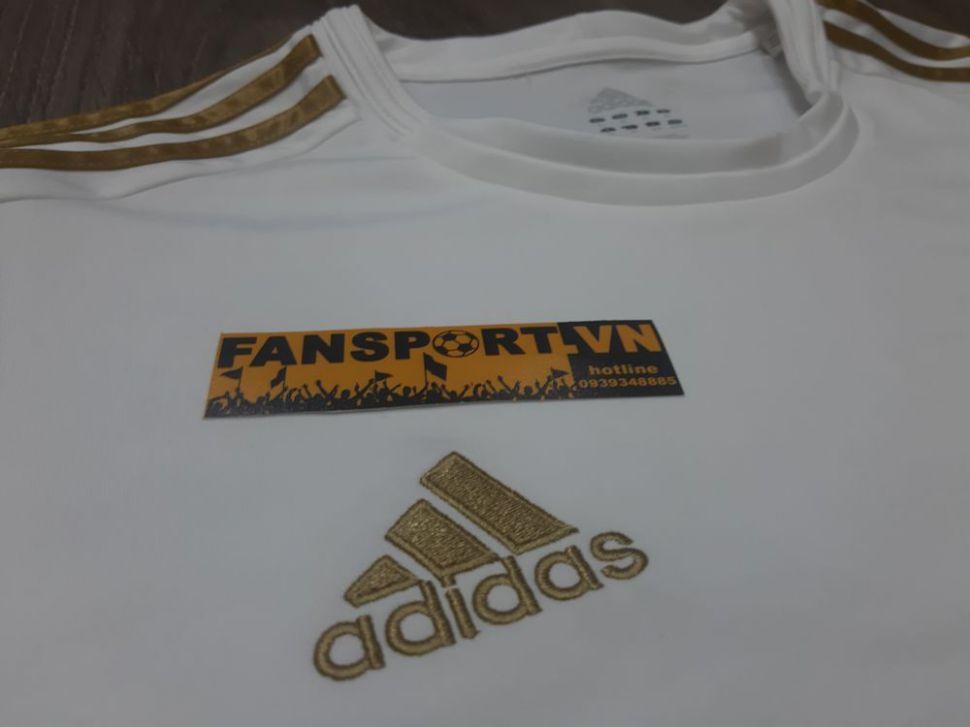 Áo đấu Swansea City 2012 2013 home white shirt jersey