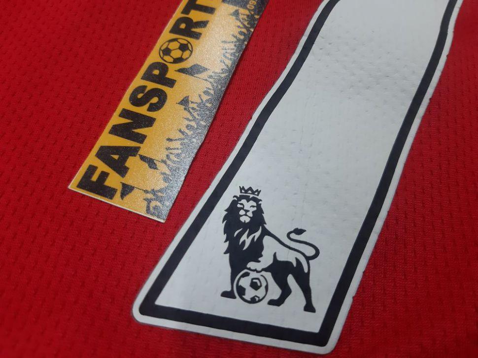 Áo Ronaldo 7 Manchester United League Cup Final 2009 home shirt 2008
