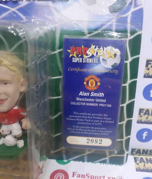 Tượng Alan Smith Manchester United 2004-2006 home corinthian blister