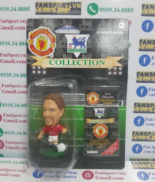 Tượng Lee Sharpe Manchester United 1994 1996 home corinthian blister