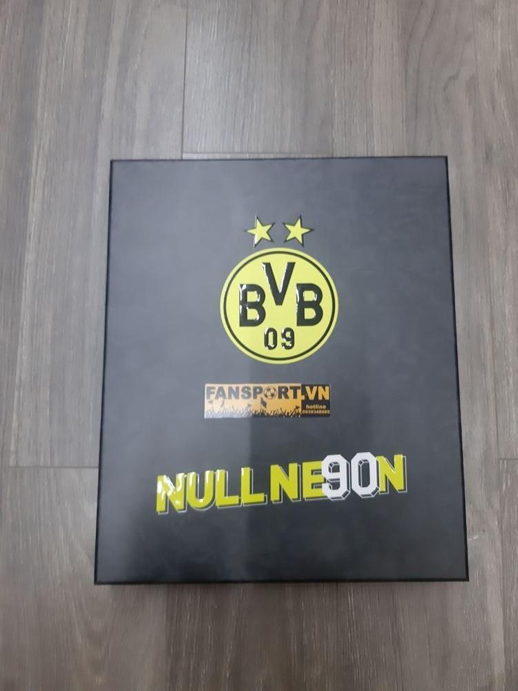 Box áo Dortmund 2021 special shirt NULLNE90N limited Puma jersey set