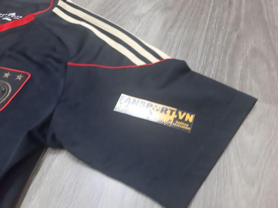 Áo đấu Germany World Cup 2010 away shirt jersey black 2009 2011
