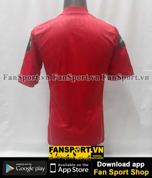 Áo đấu Liverpool League Cup Final 2012 home shirt jersey red 2010 2011