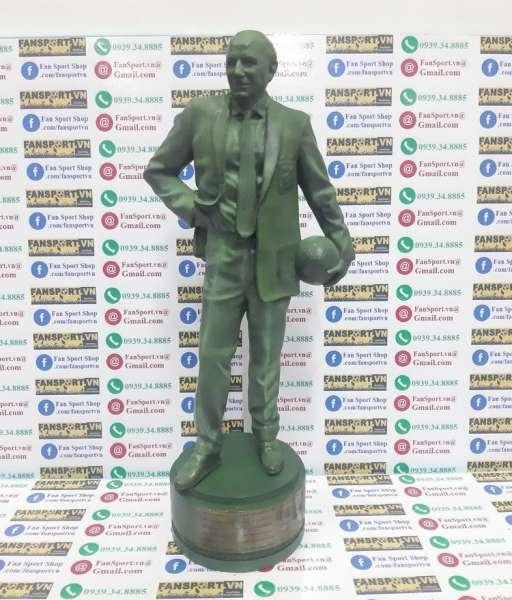 Tượng Sir Matt Busby award MUFC Members Player of the Year tỷ lệ 1:1