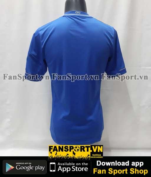 Áo đấu Chelsea Europa League Final 2013 home shirt jersey blue 2012