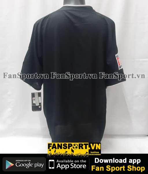 Áo đấu Manchester United FA Cup Final 2005 away shirt black 2003 2004