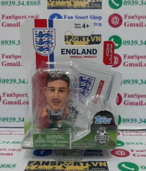 Tượng Adam Lallana 14 England 2012 2013 2014 home soccerstarz figure
