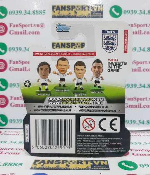 Tượng Sturbridge 9 England 2012 2013 2014 home soccerstarz figures
