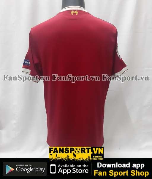 Áo đấu Liverpool Champion League Final 2018 home shirt jersey 2017 red