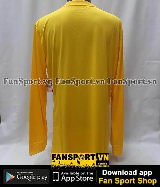 Áo thủ môn Manchester United 2009-2010 third yellow goalkeeper shirt