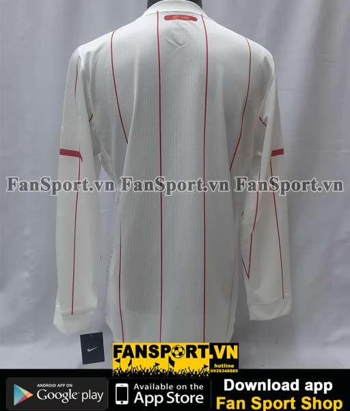 Áo Việt Nam 2010-2011 away shirt jersey Vietnam Nike player BNWT XL