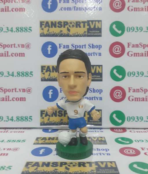 Tượng Filippo Inzaghi 9 Italy 2003 2004 away corinthian PRO837 figure