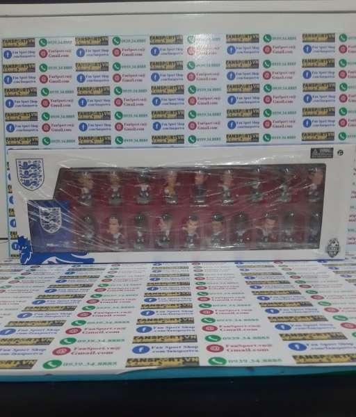 Box tượng England 2020 2021 Euro home white shirt soccerstarz 405181