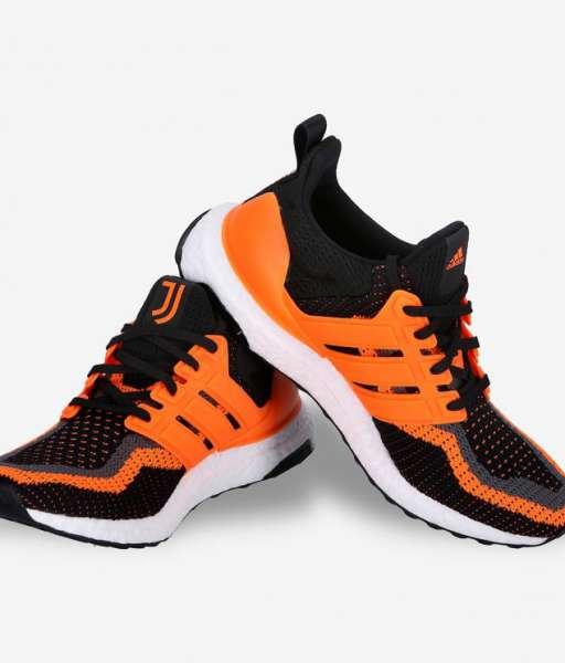Giày Juventus Adidas Ultraboots DNA orange 2020 2021 shoes FZ3624
