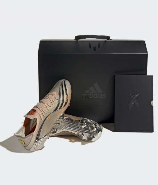 Box giày X Speedflow Messi.1 FG 'El Retorno' Adidas GX0216 shoes 2021