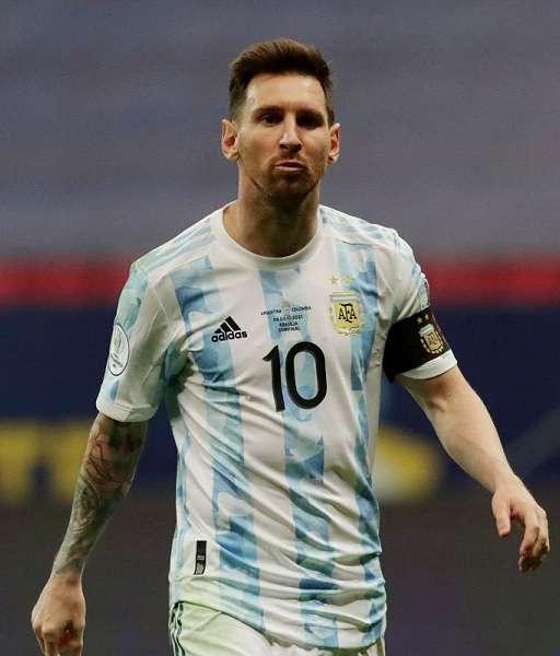 Font Messi 10 Argentina 2020 2021 home nameset black official tên số