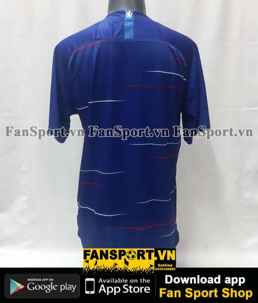 Áo đấu Chelsea 2018 2019 home shirt jersey blue BNWT