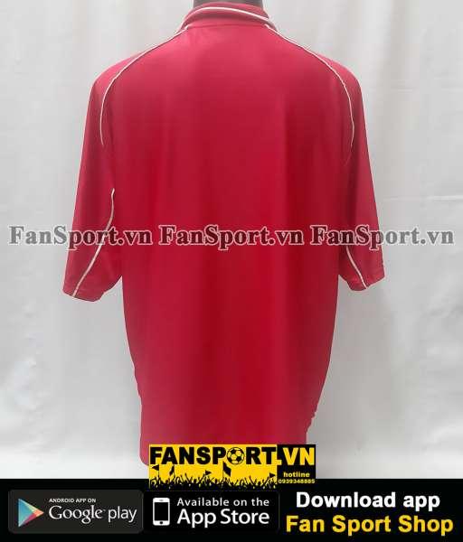 Áo đấu Liverpool League Cup final 2001 home shirt jersey red 2000 2002
