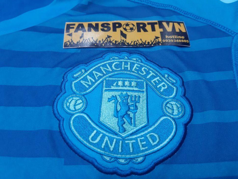 Áo thủ môn Manchester United 2018-2019 away goalkeeper shirt jersey S