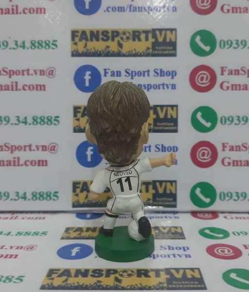Tượng Pavel Nedved 11 Juventus 2002 2003 away corinthian PRO716