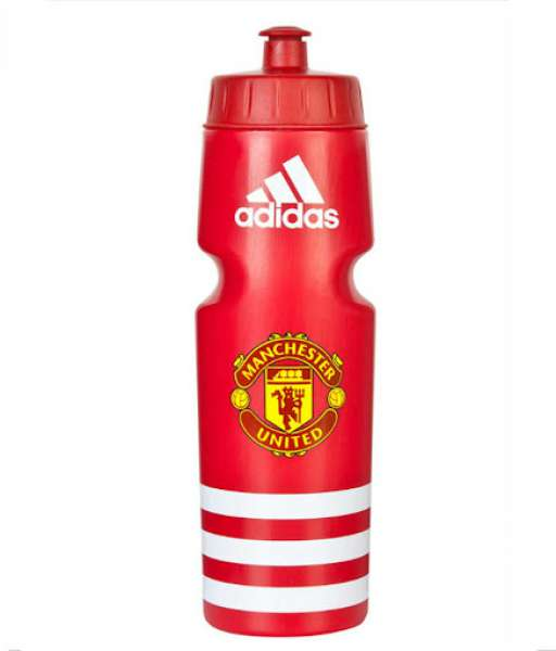 Bình nước Manchester United 2016 2017red water bottle S95107 750 ml