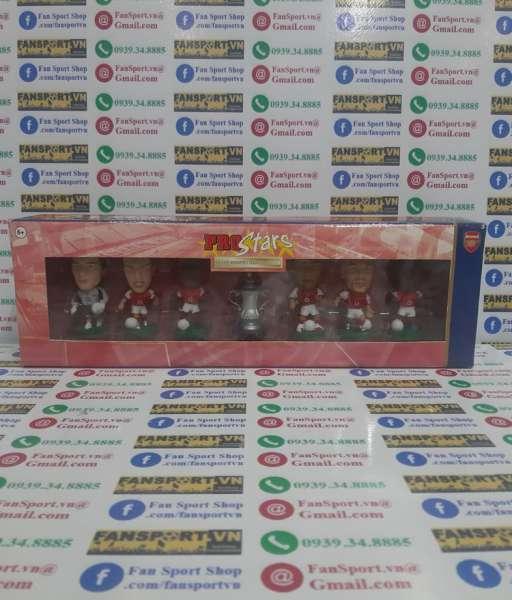 Box Arsenal FA Cup Winner 2004-2005 corinthian limited figure set pack