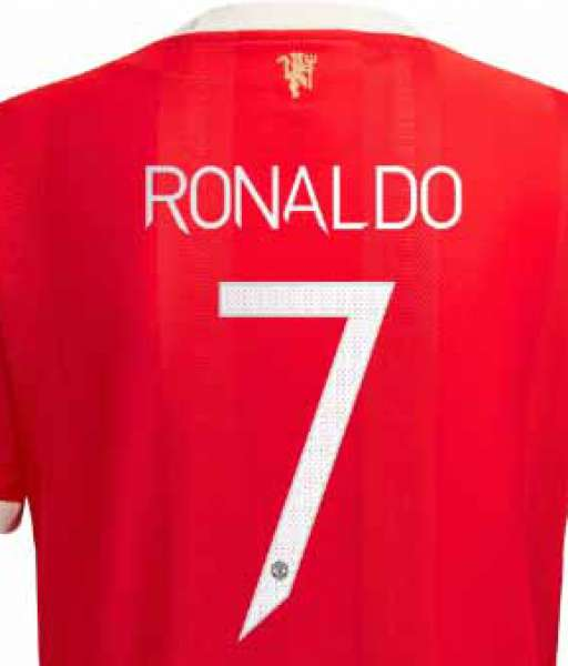 Áo Ronaldo 7 Manchester United 2021 2022 home shirt authentic H31090