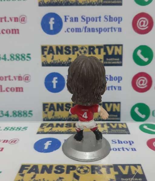 Tượng Gabriel Heinze Manchester United 2006 - 2007 home microstars