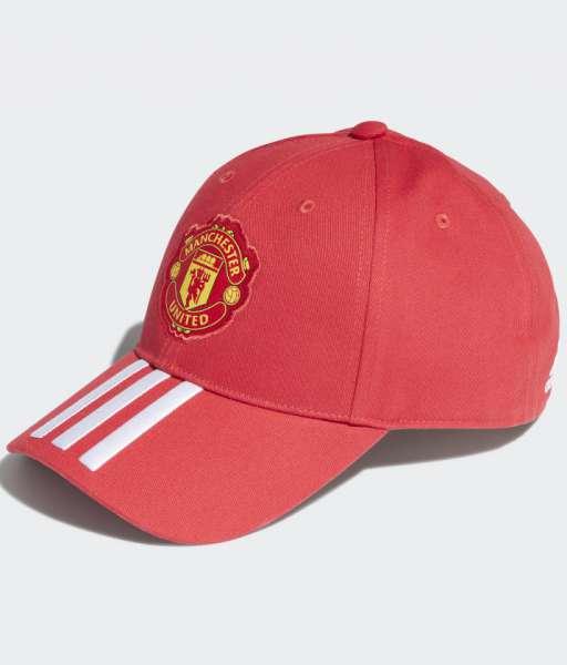 Nón Manchester United 2021 2022 home red cap hat Adidas GU0112