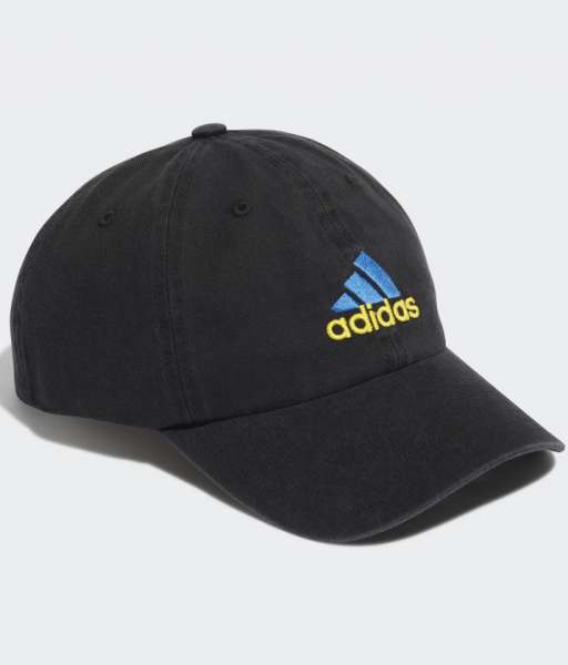 Nón Manchester United 2021 2022 third black cap hat Adidas GU0111 DAP