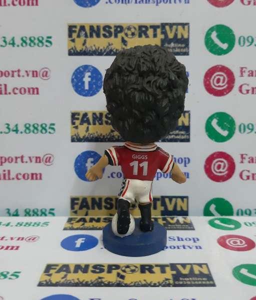 Tượng Ryan Giggs 11 Manchester United 1998-2000 home corinthian PTSE11