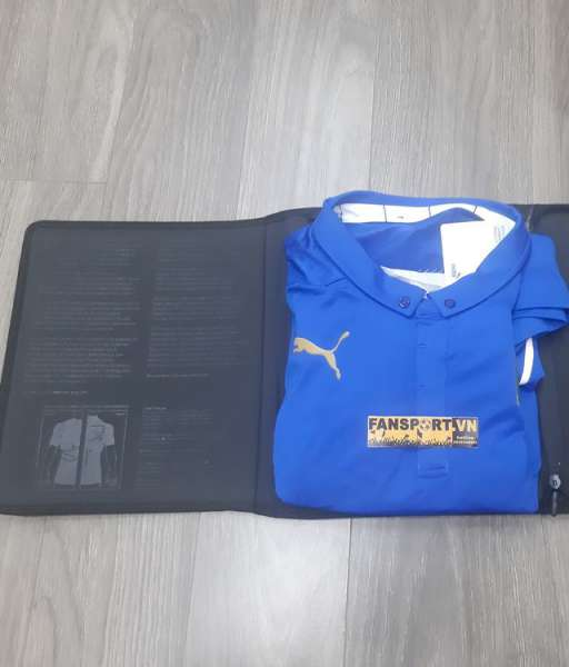 Box áo Italy 2014 2015 2016 home authentic shirt jersey Puma blue pack
