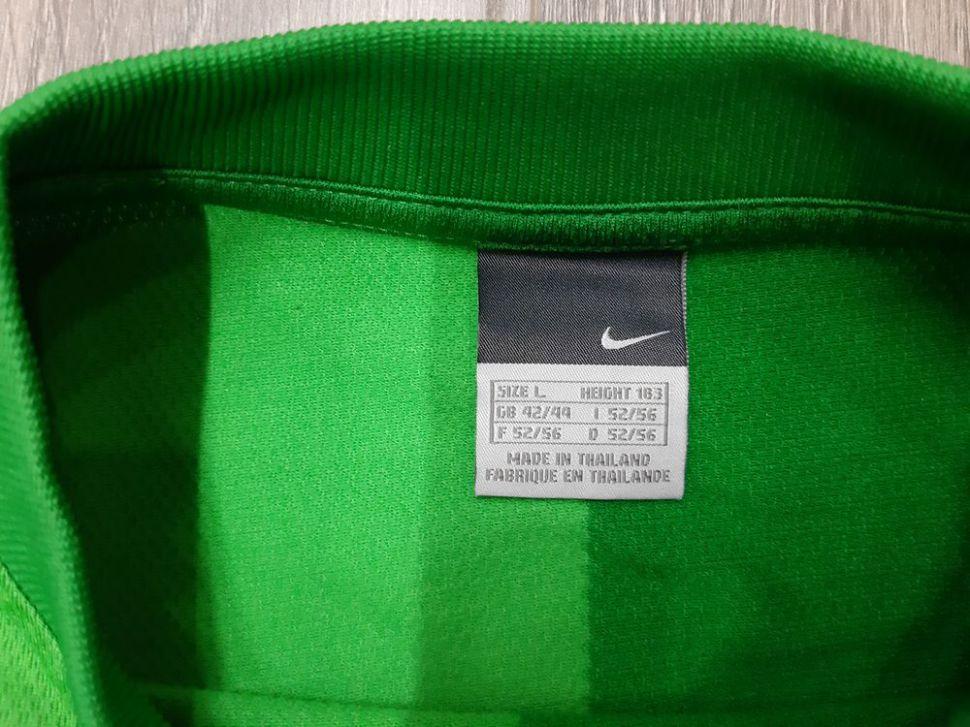 Áo Van Der Sar 1 Manchester United 2006-2007 shirt jersey goalkeeper
