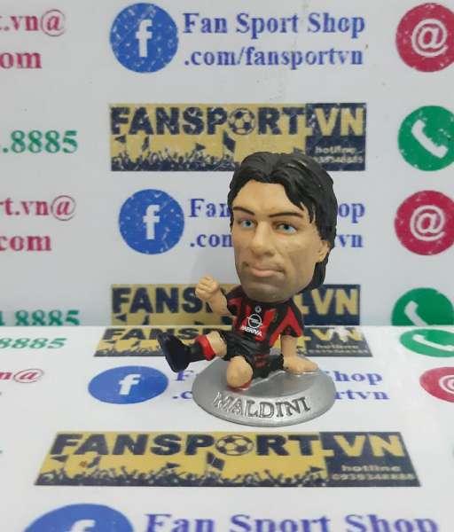 Tượng Paolo Maldini 3 AC Milan 2003 2004 home microstars MC2116