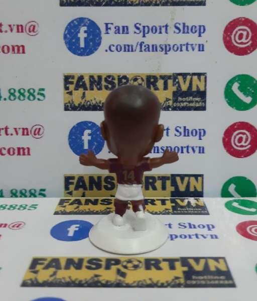 Tượng Thierry Henry 14 Arsenal 2005-2006 away microstars MC7020