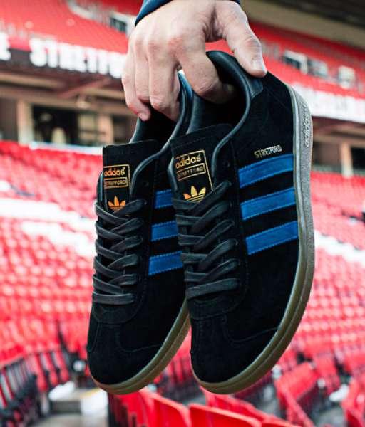 Giày Manchester United Adidas Stretford 1968 shoes S79508 BNWT box