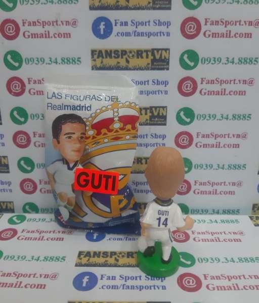 Tượng Guti 14 Real Madrid 1999 2000 home figure target