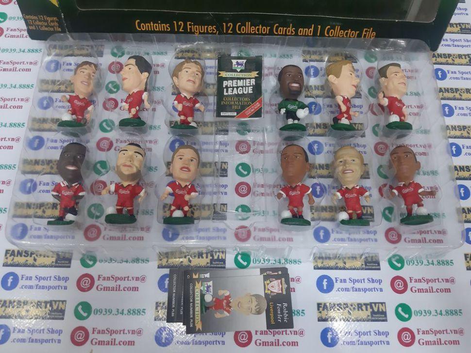 Box tượng Liverpool 1996 1997 home corinthian figure set