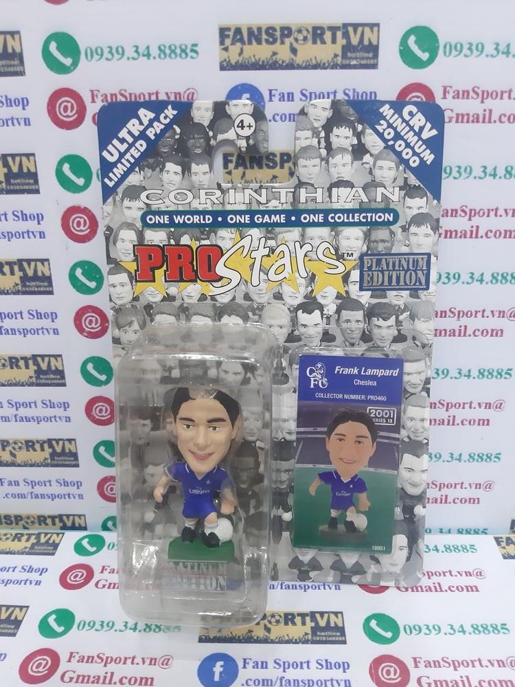 Tượng Lampard 8 Chelsea 2001 2002 2003 home corinthian PRO460 blister