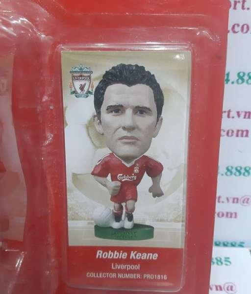 Tượng Robbie Keane 7 Liverpool 2008 2009 home corinthian PRO1816