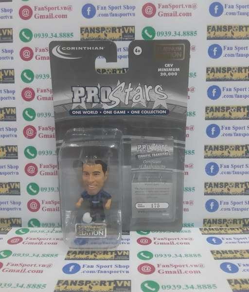 Tượng Luis Figo 7 Inter Milan 2005 2006 home corinthian PP1360