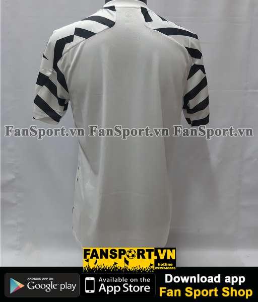Áo đấu Manchester United 2020 2021 third shirt jersey white BNWT